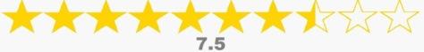 7-5-stars