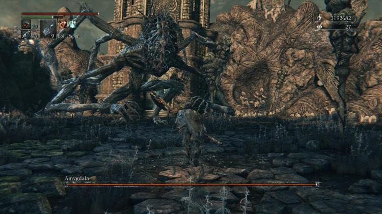 Bosses are relentless and kill you, over and over again.