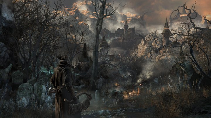 bloodborne-evil-forest