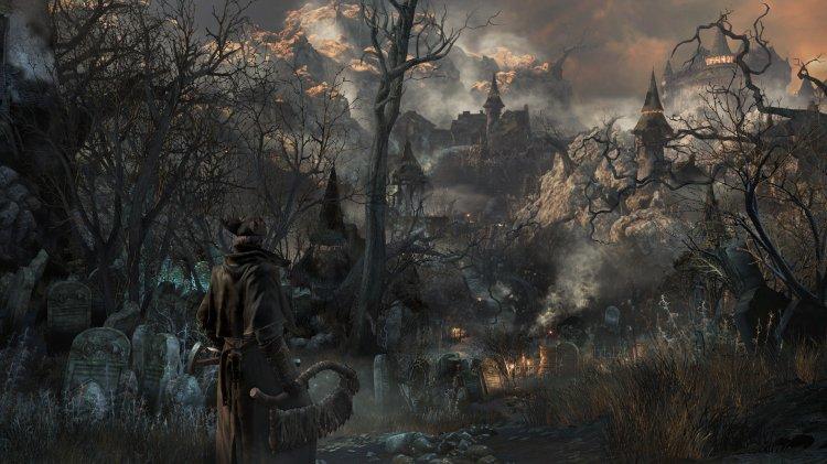 bloodborne-evil-forest