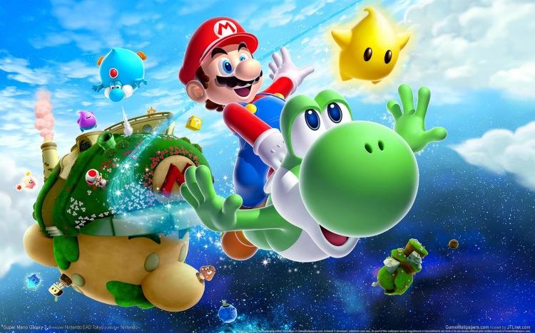 My favourite Super Mario game.