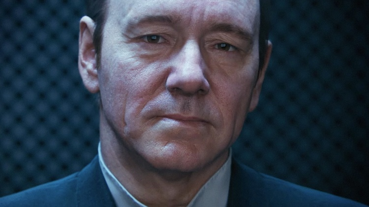 Even Kevin Spacey's not enough to help this simplistic, boring story