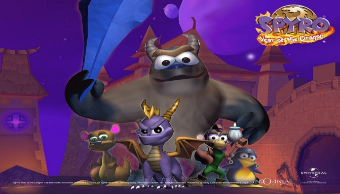 Classic Corner – Spyro: Year of the Dragon