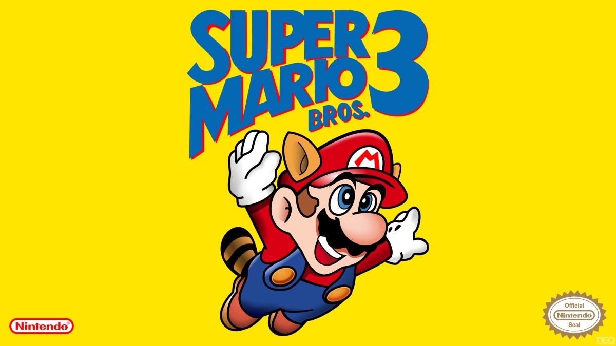 Classic Corner - Super Mario Bros. 3