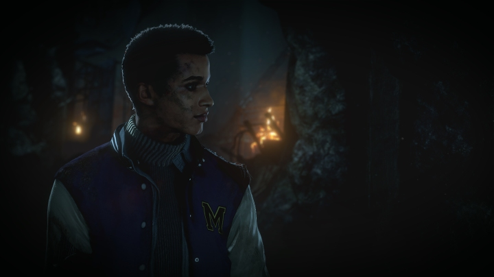 The world of Until Dawn may be horrific but it's also beautiful. The attention to detail is immaculate and the facial animations are nothing short of stellar