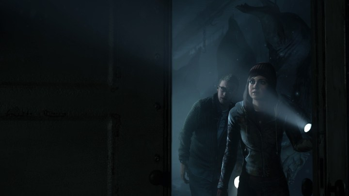 Until Dawn evokes a peculiar form of terror, preying on the fear of uncertainty