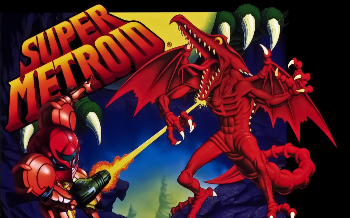 Classic Corner - Super Metroid
