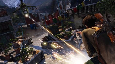 Even a masterpiece like Uncharted 2 can have its fair share of problems