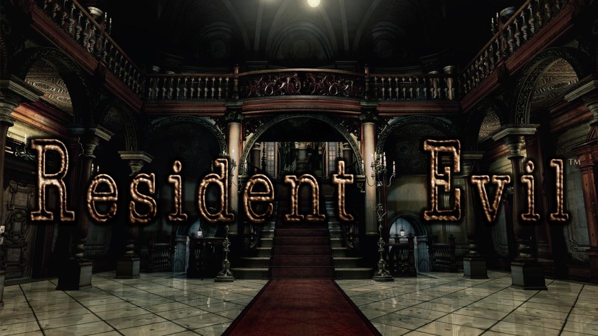 Classic Corner - Resident Evil