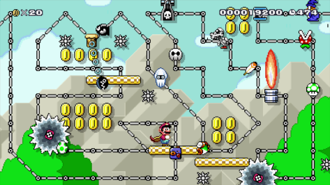 Your imagination is your greatest tool in Super Mario Maker