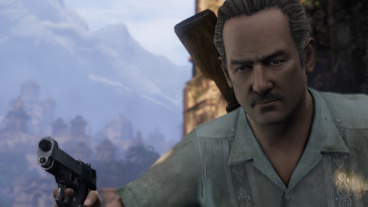 Sully is extremely upset with his portrayal in Uncharted 2, as he's a better friend than they've made him out to be