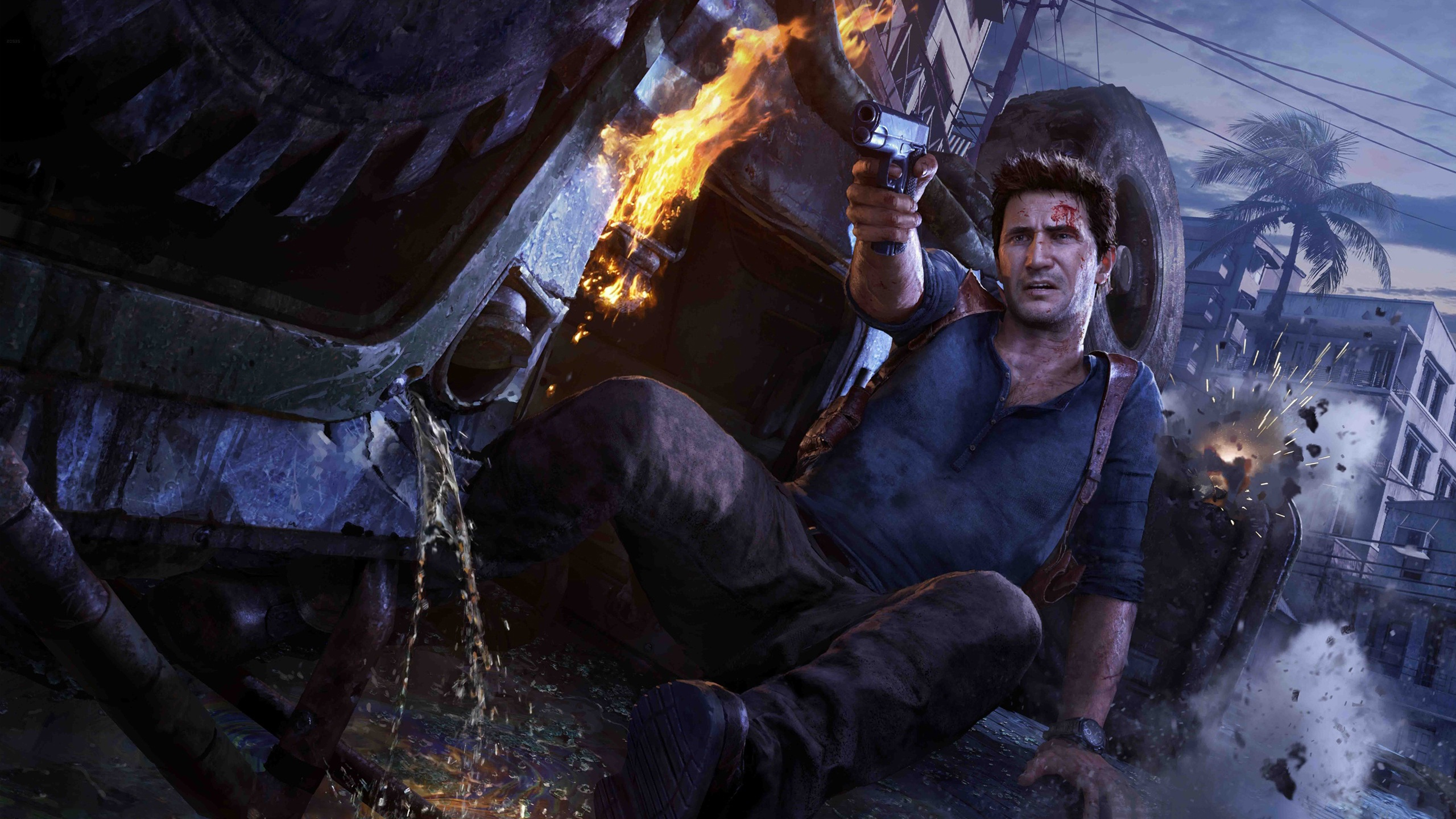 Uncharted 4 A Thief S End Review After Story Gaming