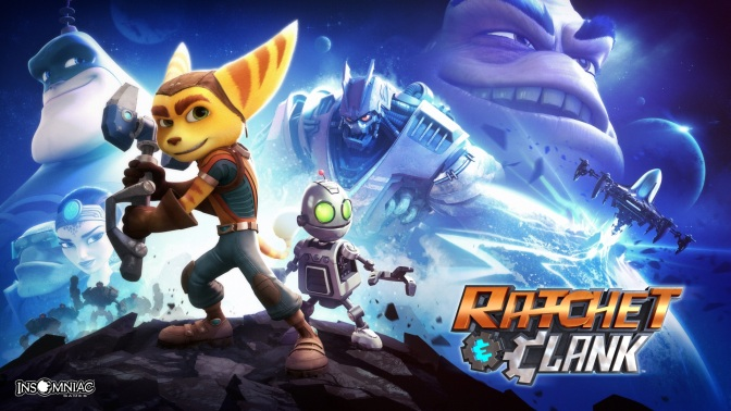 Ratchet & Clank PS4 Review