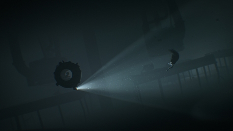 Excellent underwater segments emphasize the game's sense of isolation and fear.