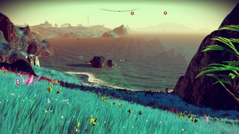 No Man's Sky is a technical marvel. An example of virtual sightseeing.