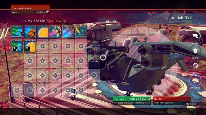 Lack of ship customization is an unfortunate oversight