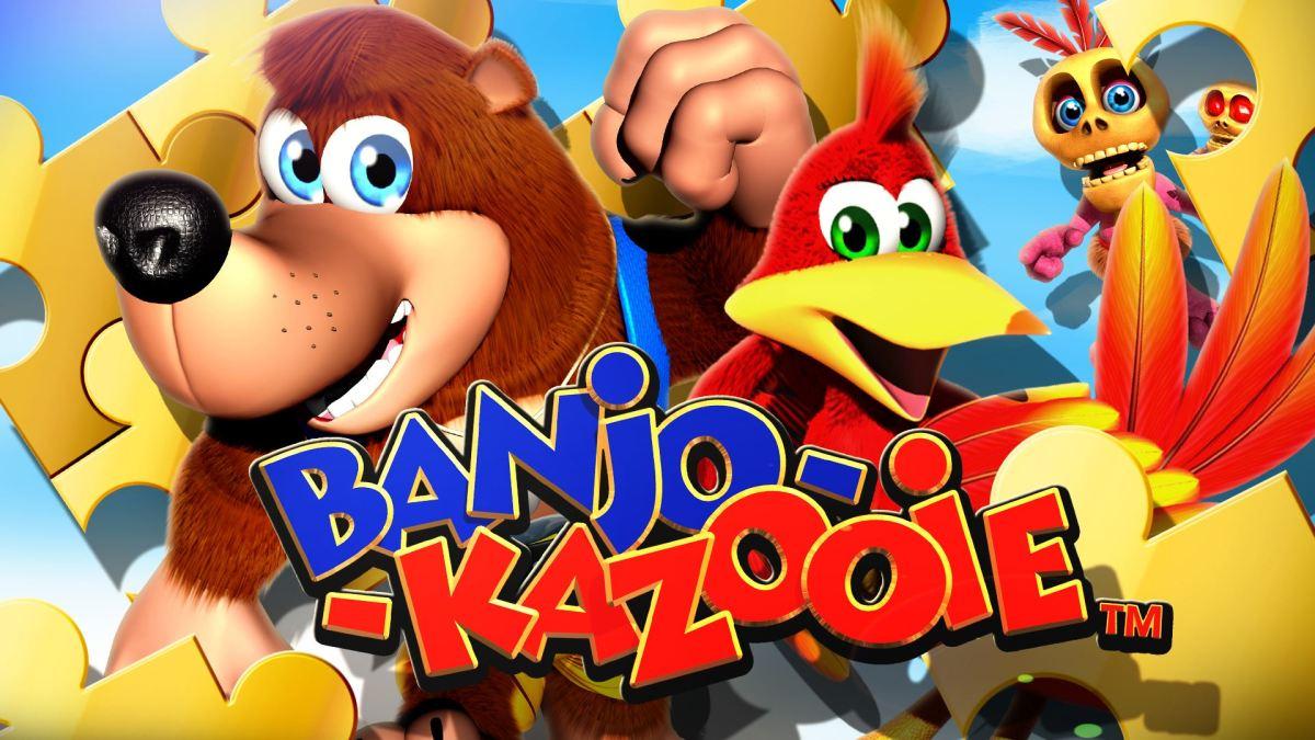 Classic Corner - Banjo-Kazooie