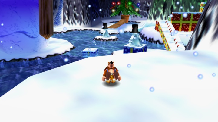 Despite its graphical limitations, Banjo-Kazooie still manages to look better than most titles of its generation.