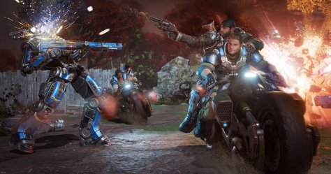 While its core gameplay remains untouched, set pieces and escape sequences provide the right nuanced touch for Gears 4.